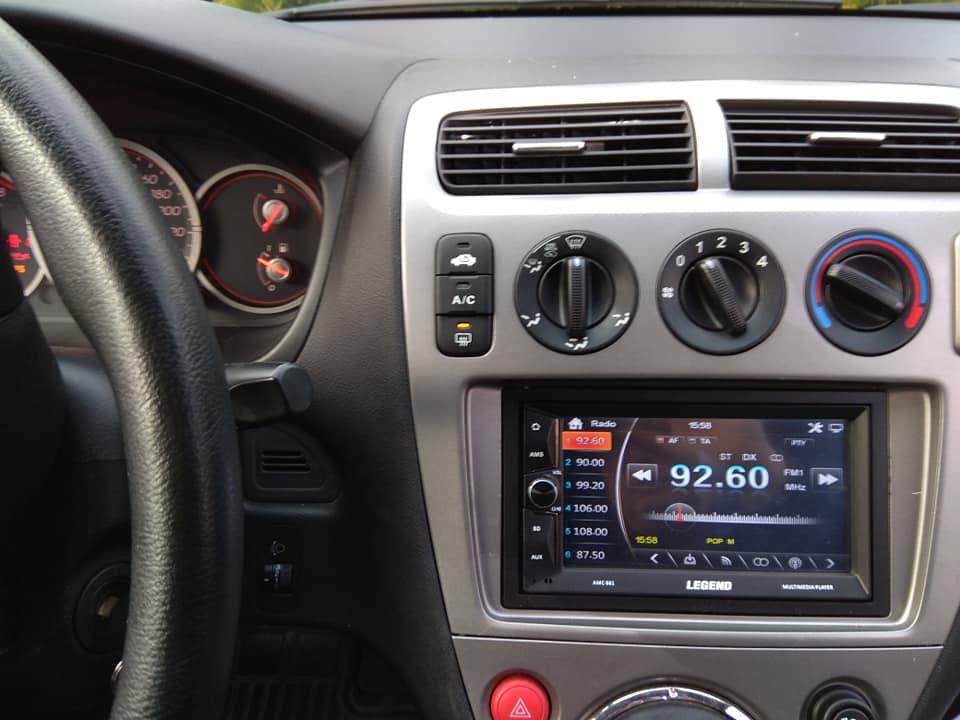 Montaż radia